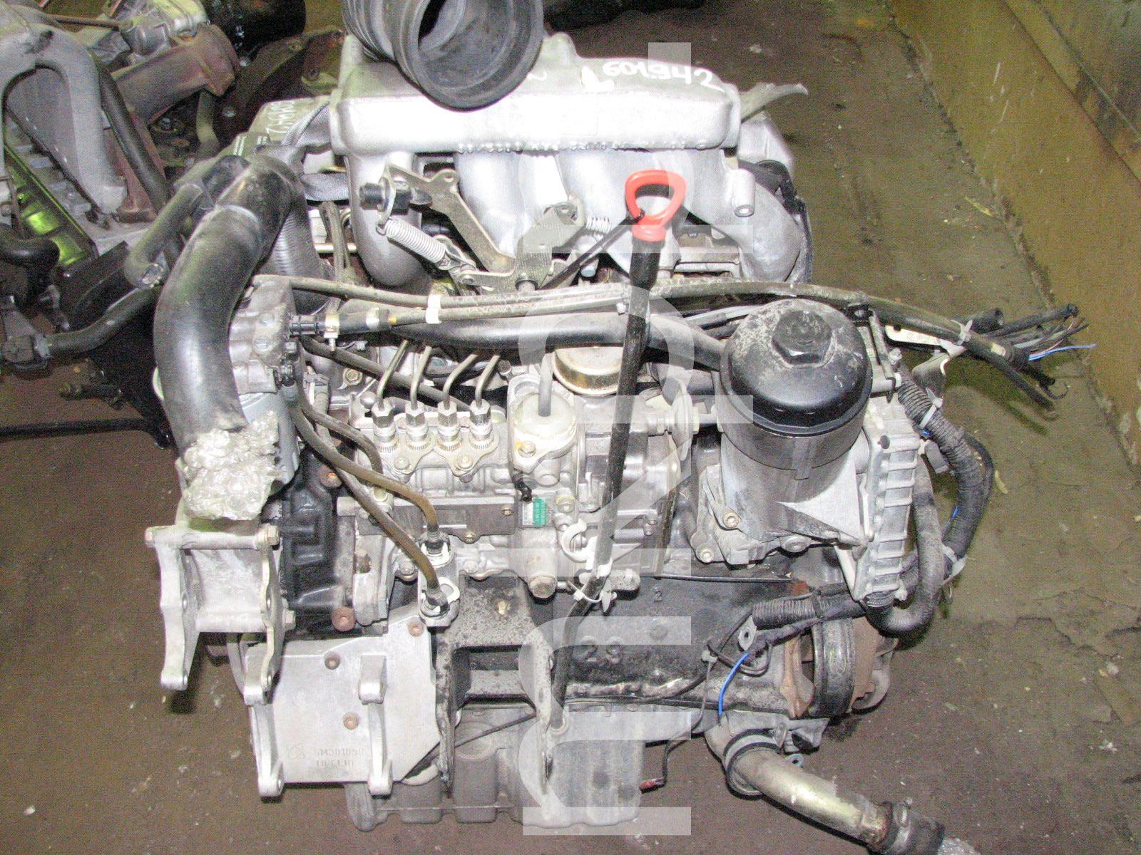 Ремонт 601 двигателя мерседес
